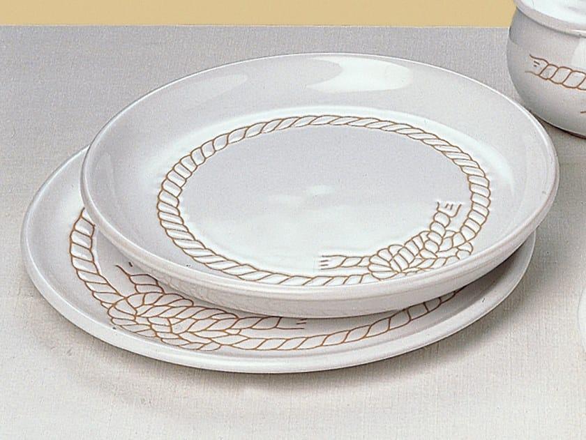 Ceramic plates set I GRAFFITI | Plates set by Cerasarda