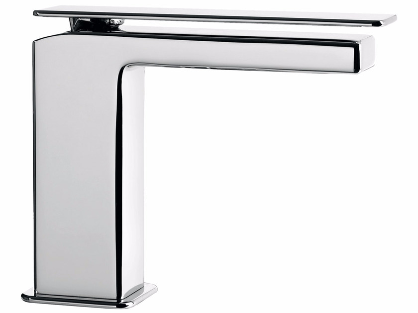 Countertop single handle washbasin mixer without waste PLAYONE 85 - 8514642 by Fir Italia