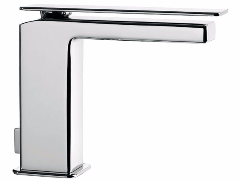 Countertop single handle washbasin mixer PLAYONE 85 - 8514645 by Fir Italia