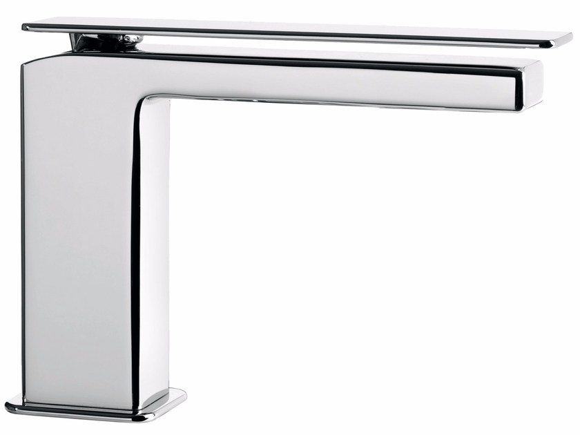 Countertop single handle washbasin mixer without waste PLAYONE 85 - 8514652 by Fir Italia