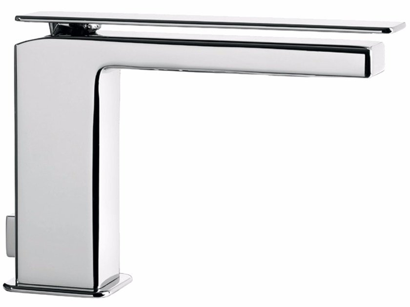 Countertop single handle washbasin mixer PLAYONE 85 - 8514655 by Fir Italia