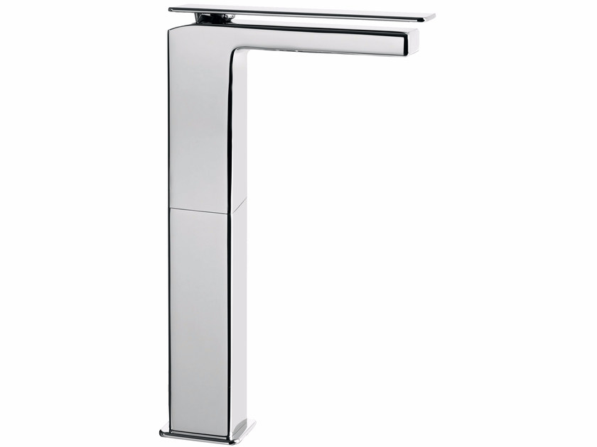 Miscelatore per lavabo da piano monocomando senza scarico PLAYONE 85 - 8514662 by Fir Italia