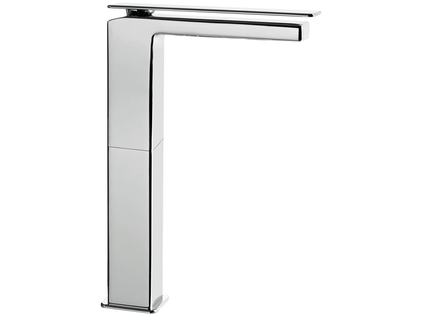 Countertop single handle washbasin mixer without waste PLAYONE 85 - 8514672 by Fir Italia