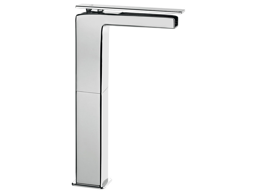 Countertop single handle washbasin mixer without waste PLAYONE 85 - 8514842 by Fir Italia