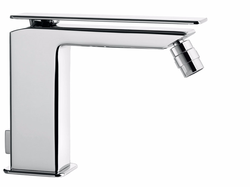Countertop single handle bidet mixer PLAYONE 85 - 8524455 by Fir Italia