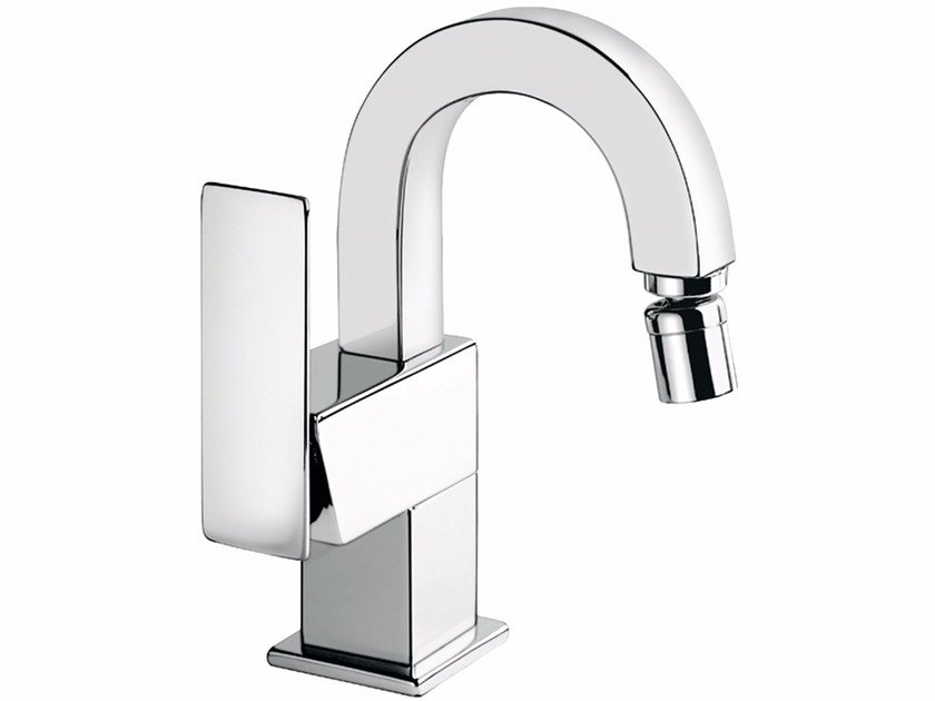 Countertop single handle bidet mixer PLAYONE 85 - 8524465 by Fir Italia