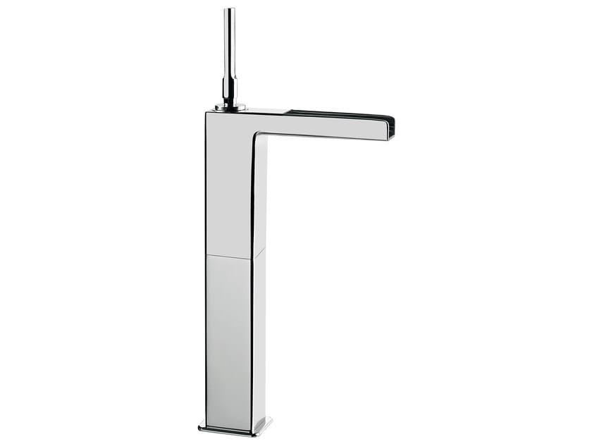 Miscelatore per lavabo da piano monocomando senza scarico PLAYONE JK 86 - 8615062 by Fir Italia