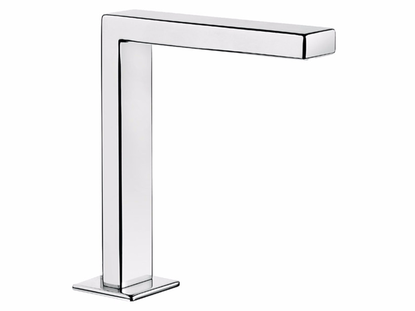 Chrome-plated deck-mounted spout PLAYONE JK 86 - 8615162 by Fir Italia