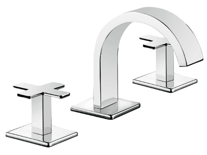 3 hole countertop bidet tap PLAYONE PLUS 37 - 3723515 by Fir Italia