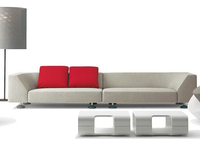 Sectional fabric sofa PLAYSTATION | Sectional sofa by Felicerossi