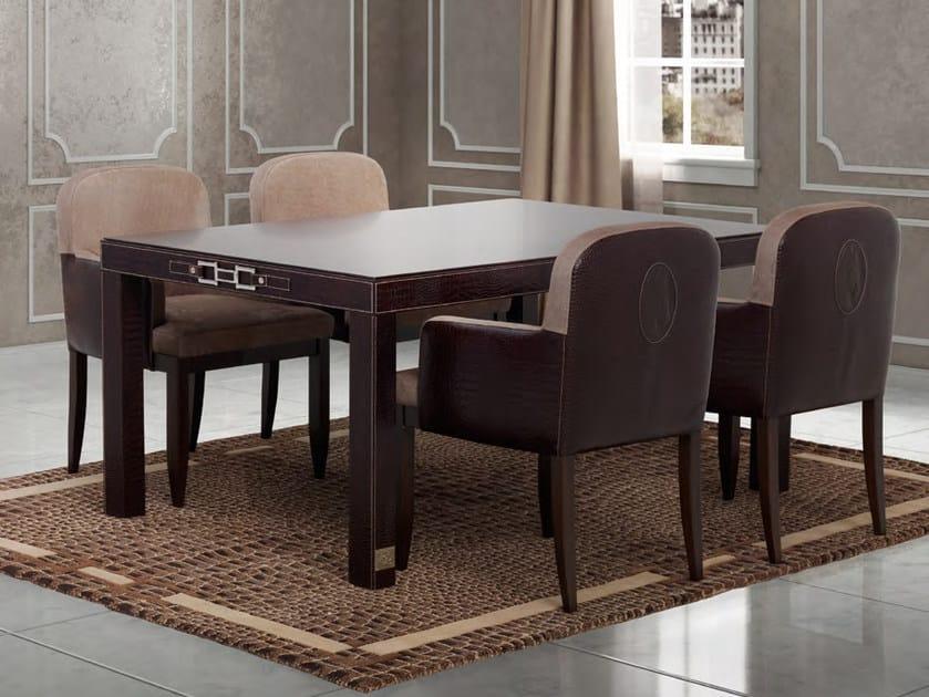 Rectangular dining table PLAZA | Table by Formitalia