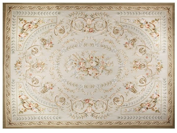 Rectangular wool rug PLESSIE by EDITION BOUGAINVILLE
