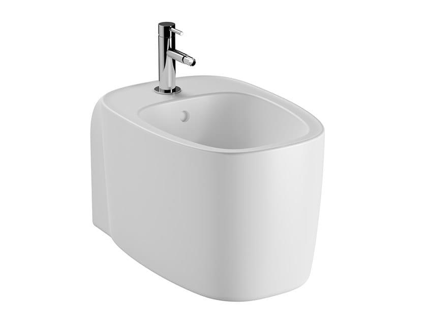 Bidet sospeso in ceramica PLURAL   Bidet sospeso by VitrA Bathrooms
