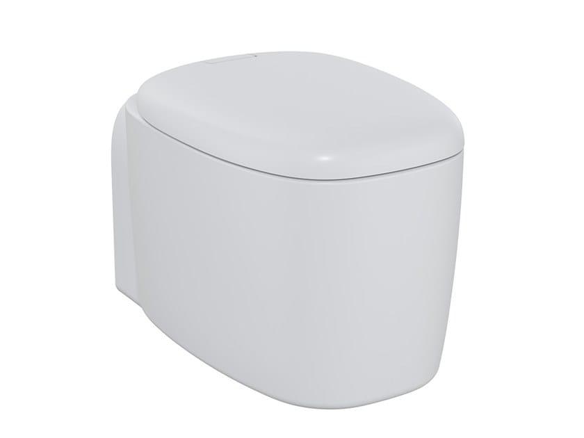 Wc sospeso in ceramica PLURAL | Wc sospeso by VitrA Bathrooms