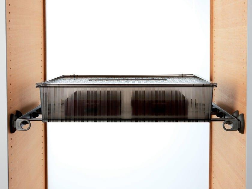 PLUS + ROOMY | Accessori per cabine armadio