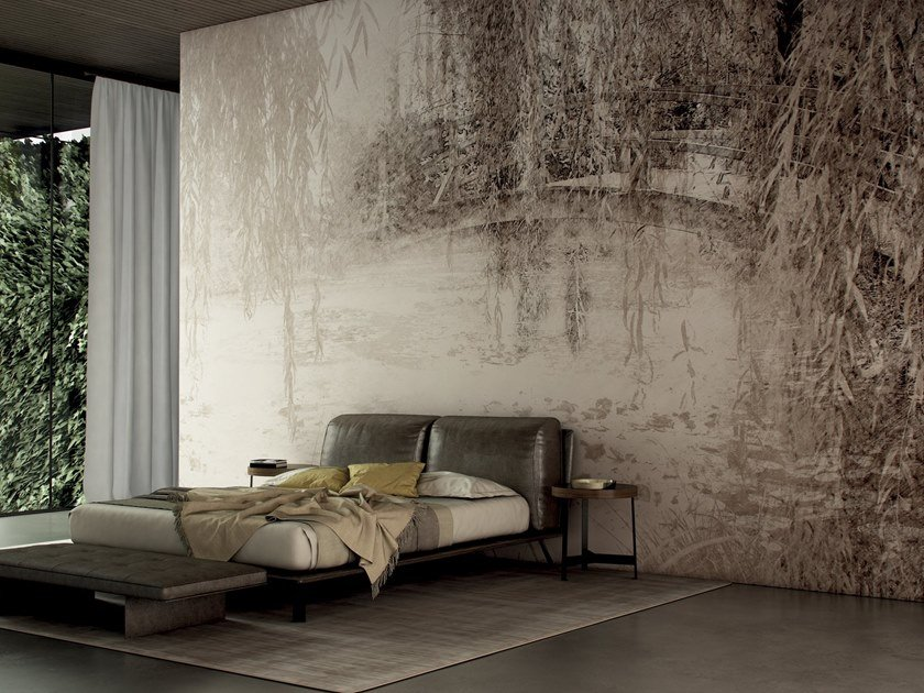 Landscape wallpaper POEME by GLAMORA