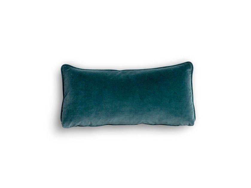 Cuscino a tinta unita rettangolare in tessuto POGGIARENI by Bodema