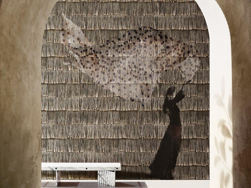 Carta da parati panoramica POID PLUME by Wall&decò