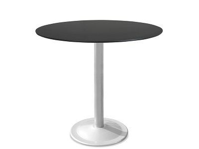 Round garden table POINT | Round table by Papatya
