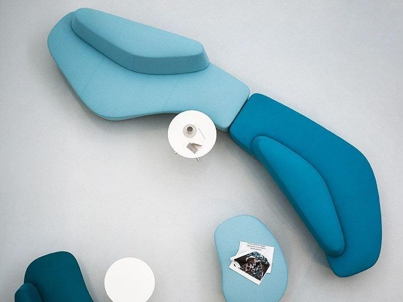 Sectional modular sofa POLAR | Sectional sofa by Tacchini