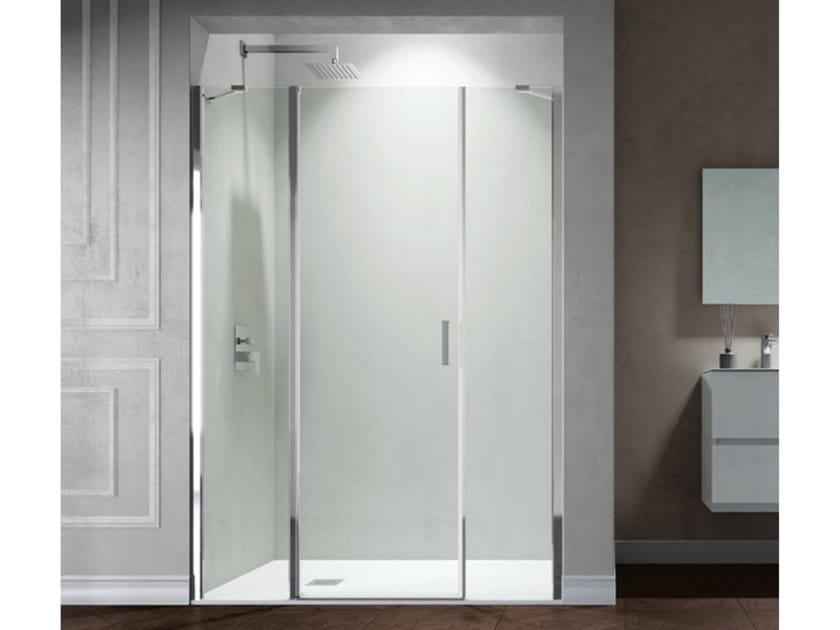 POLARIS | Box doccia in vetro temperato