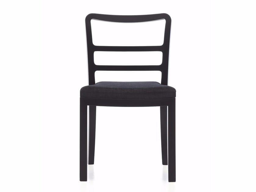 Fabric chair POLO XXSTACK | Fabric chair by Cizeta L'Abbate