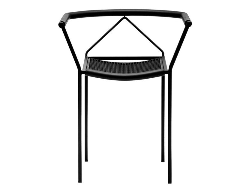 Chair with armrests POLTRONCINA by Zeus
