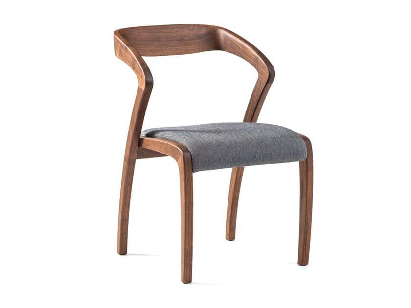 POLY | Walnut chair