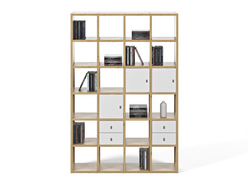 Open shelving unit POMBAL | Shelving unit by TemaHome