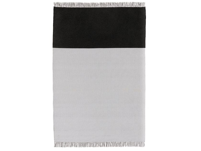 Rectangular polypropylene outdoor rugs POND by Woodnotes