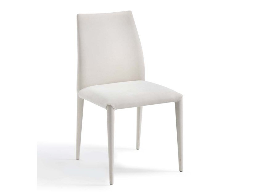 Upholstered chair PONZANO | Chair by Trevisan Asolo