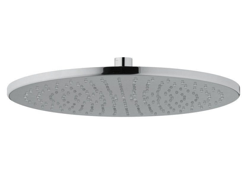 Ceiling mounted rain shower POP | Stainless steel overhead shower by AQUAelite