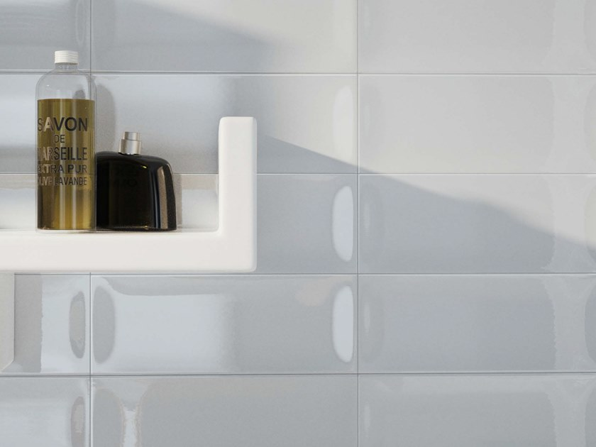 Double-fired ceramic wall tiles POP W by Ceramica d'Imola