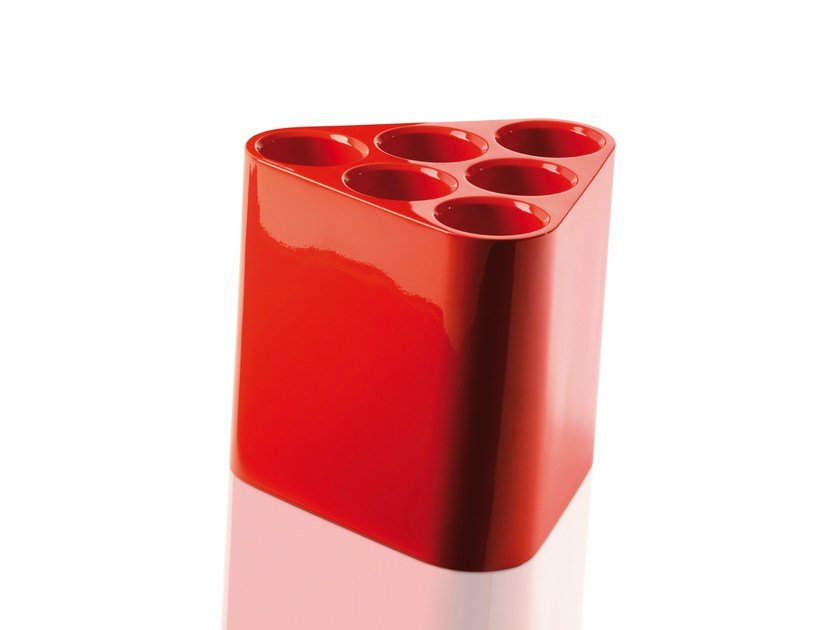 ABS umbrella stand POPPINS by Magis