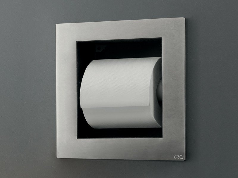 Toilet roll holder POR 01 by Ceadesign