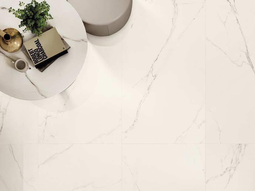 Porcelain stoneware flooring with marble effect MAJESTIC   Flooring with marble effect by Valentino by Ceramiche Piemme