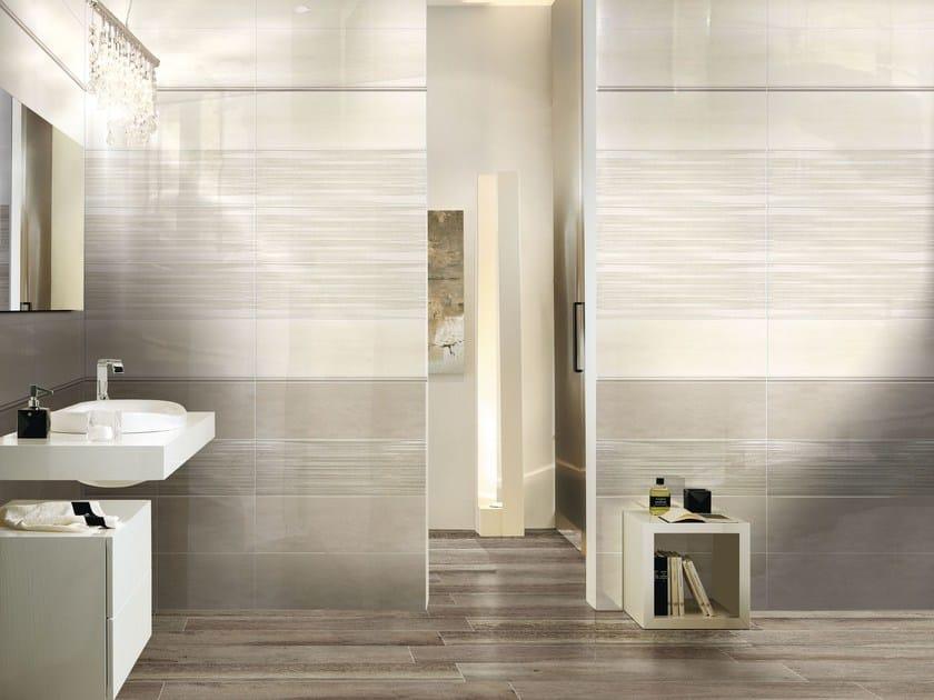 White-paste wall tiles PORCELLANA ARPEGE by CERAMICHE BRENNERO