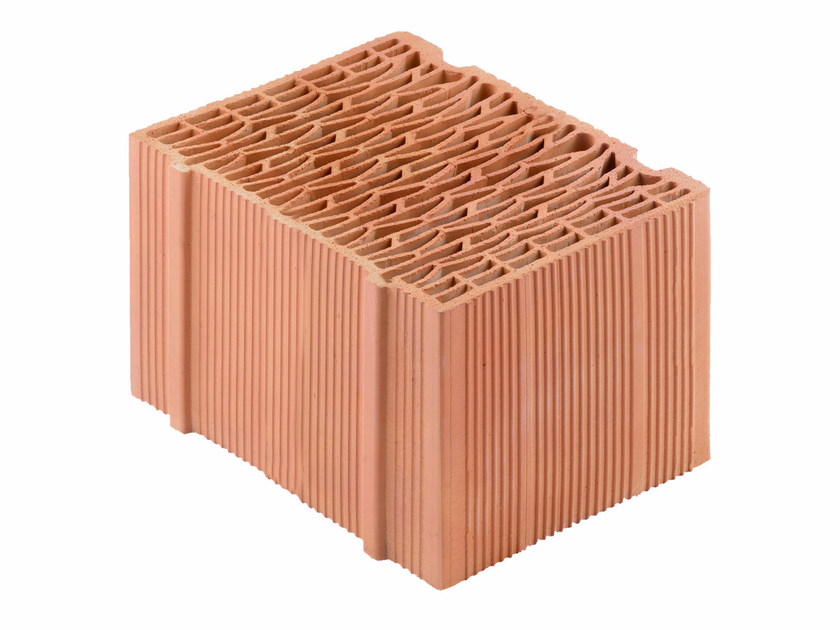 Thermal insulating clay block Porotherm BIO PLAN 30-25/19,9 T - 0,09 by Wienerberger