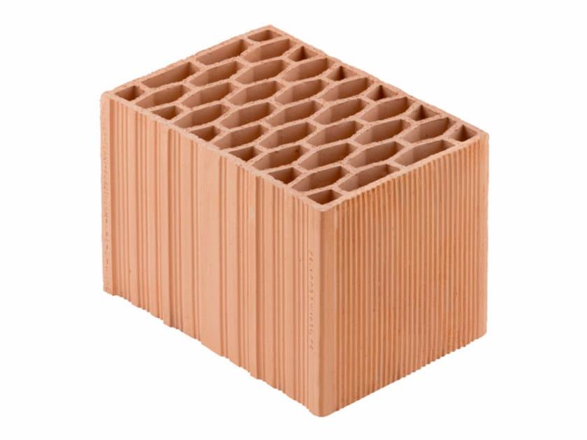 External masonry clay block Porotherm BIO Modulare 35-25/23,8 (>60) by Wienerberger