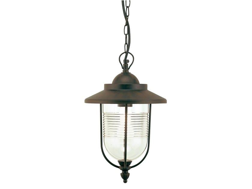 Lampada a sospensione per esterno in alluminio PORTO | Lampada a sospensione per esterno by SOVIL