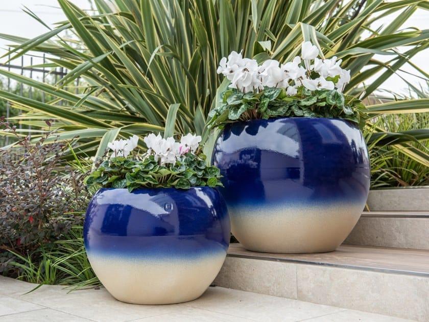 Ceramic vase PORTOFINO by Pot à Porter