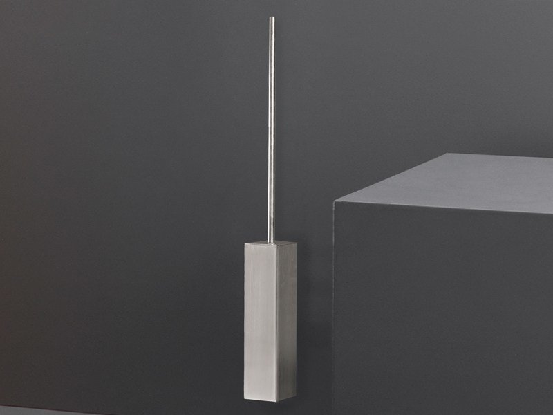 Wall mounted toilet brush holder POS 04 by Ceadesign