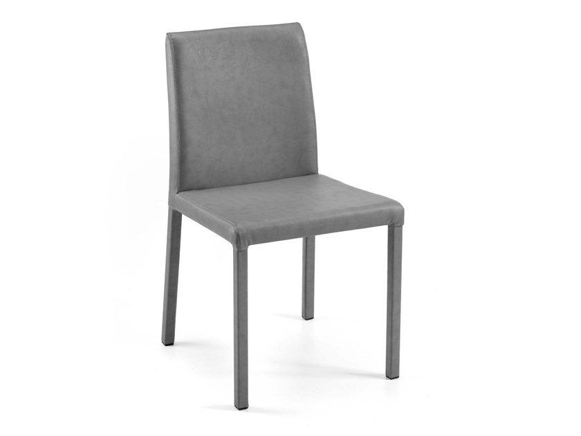 Upholstered chair POSSAGNO | Chair by Trevisan Asolo