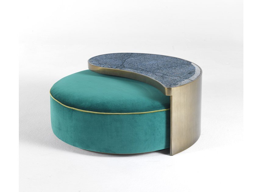 Sharp Pouf By Etro Home Interiors