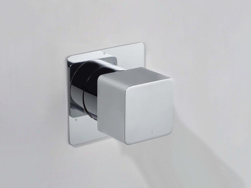 Wall-mounted remote control tap PR47LA211 | Remote control tap by RITMONIO