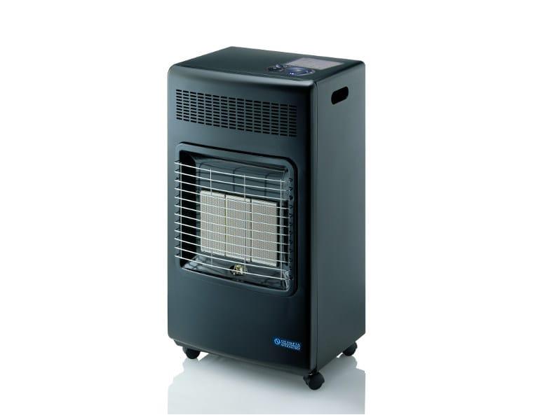 Infrarred catalytic heater PRATICA INFRA/PRATICA INFRA TURBO THERMO by OLIMPIA SPLENDID