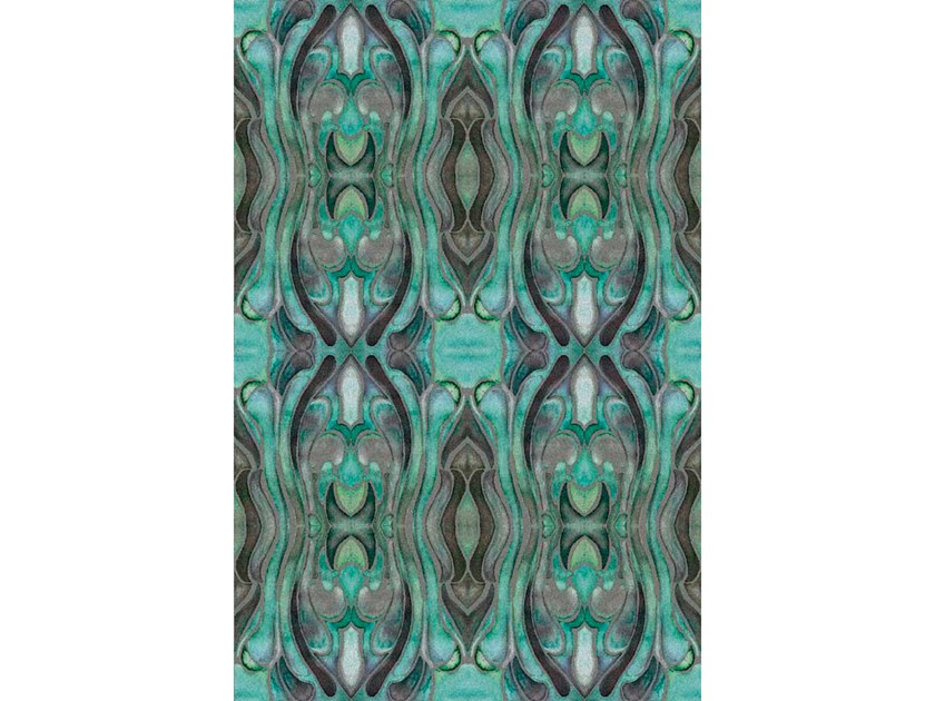 Broadloom printed carpet PRELUDE by Miyabi casa