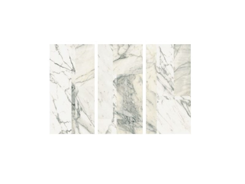 Porcelain stoneware wall/floor tiles with marble effect PRESTIGE ARRAY SOFT by Ceramica Fioranese