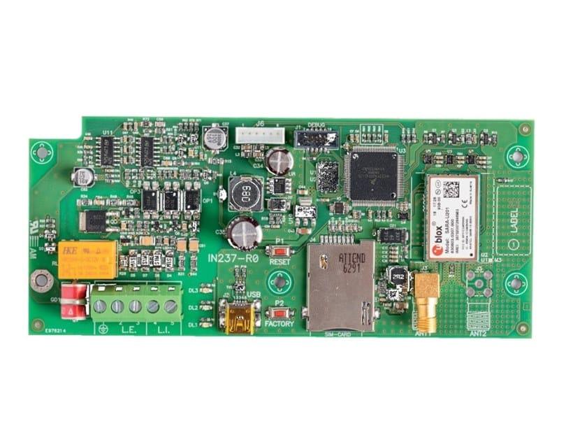 Modulo comunicatore remoto PREVIDIA-C-DIAL by INIM ELECTRONICS