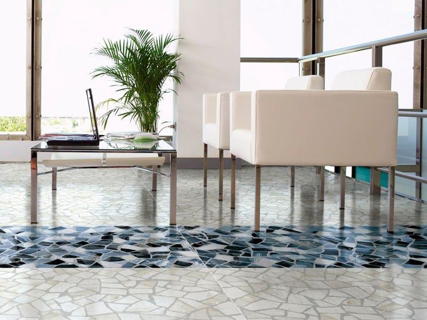 Porcelain stoneware wall/floor tiles PREZIOSA BROOK by CERAMICHE BRENNERO